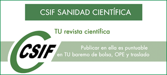 CSIF Sanidad Científica, TU revista científica