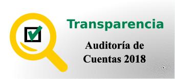 Auditoría de cuentas 2018