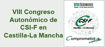 VIII Congreso Autonómico de CLM