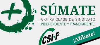 Sumate al sindicalismo independiente, profesional y transparente