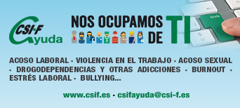 Banner CSIFAyuda