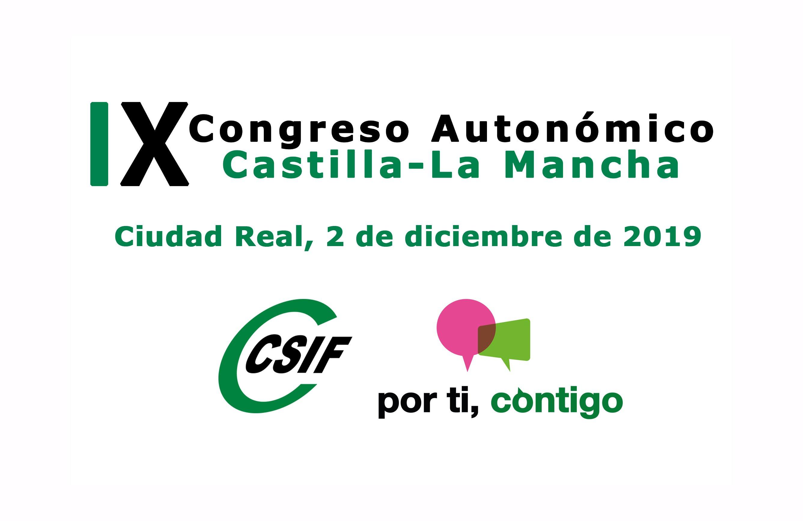 IX Congreso Autonómico CSIF CLM