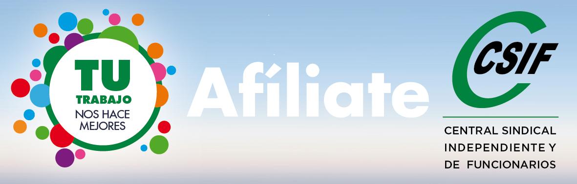 AFILIATE A CSIF