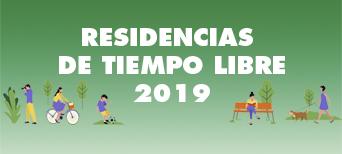 CSIF-A | Residencias de Tiempo Libre 2019