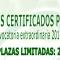Cursos Certificados por CSIF - Convocatoria Extraordinaria para el sector Sanitario