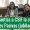 Reunión CSIF Directora General Función Pública Pallarés