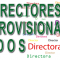 Listados PROVISIONALES de adjudicación para el curso de Actualización de Competencias Directiva