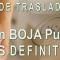 Anuncio en BOJA publicación Vacantes DEFINITIVAS del Concurso de Traslados 2017-2018