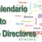 Corrección de errores centros y calendario de realización del  procedimiento de selección de directoras y directores