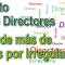 PROCESO SELECCIÓN DE DIRECTORES