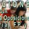 Publicada en BOJA la CONVOCATORIA de OPOSICIONES de Secundaria, FP y ERE