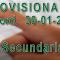 Publicada la resolución PROVISIONAL de la Bolsa Extraordinaria de Inglés de Secundaria (convocatoria de 30/01/2018)
