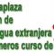La Consejería aplaza la implantación de la segunda lengua extranjera en los dos primeros curso de Primaria.