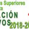 Convocatoria de adjudicación de destinos provisionales en los Conservatorios Superiores de Música y Danza 2018-2019