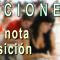 CALCULA TU NOTA DE LA OPOSICIÓN - SECUNDARIA, FP Y ERE´S 2018
