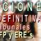 Asignación DEFINITIVA de plazas a tribunales - Oposiciones Secundaria, FP y ERE