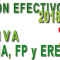 Publicada la Adjudicación DEFINITIVA de Destinos para Secundaria, FP y ERE´s