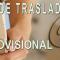 Calendario PROVISIONAL del Concurso de Traslados 2018-2019