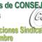 Instrucciones de la Consejería de Educación a los Centros sobre las Elecciones Sindicales 2018