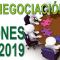 MESAS DE NEGOCIACIÓN  -  OPOSICIONES 2019