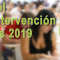 Resultado del sorteo de la letra del ORDEN DE INTERVENCIÓN para las oposiciones 2019