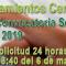 SIPRI - PRIMERA Convocatoria semanal del llamamiento Centralizado de Interinos  - (5-3-2019)