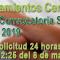 SIPRI - SEGUNDA Convocatoria semanal del llamamiento Centralizado de Interinos - (7-3-2019)