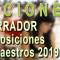 PRIMER BORRADOR de la Orden de Oposiciones al Cuerpo de maestros 2019