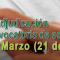 Publicada adjudicación PRIMERA convocatoria SIPRI (Semana 18-22 de marzo)
