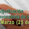 Publicada adjudicación SEGUNDA convocatoria SIPRI (Semana18-22 de marzo) - 25/03/2019