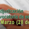 Publicada adjudicación PRIMERA convocatoria SIPRI (Semana 25-29 de marzo)