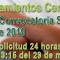 SIPRI - SEGUNDA Convocatoria semanal del llamamiento Centralizado de Interinos - (28-3-2019)