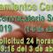 SIPRI - PRIMERA Convocatoria semanal del llamamiento Centralizado de Interinos - (2-4-2019)
