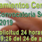 SIPRI - PRIMERA Convocatoria semanal del llamamiento Centralizado de Interinos - (23-4-2019)