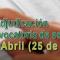 Publicada adjudicación PRIMERA convocatoria SIPRI (Semana 22-269 de abril)