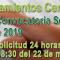 SIPRI - PRIMERA Convocatoria semanal del llamamiento Centralizado de Interinos (21-05-2019) - Semana (20 - 24 de mayo)
