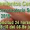 SIPRI - PRIMERA Convocatoria semanal del llamamiento Centralizado de Interinos (04-06-2019) - Semana (03 - 07 de junio)