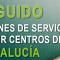 CONSEGUIDO, LAS COMISIONES DE SERVICIO PODRÁN PEDIR CENTROS DE TODA ANDALUCÍA