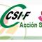 Logotipo ilustrativo de CSIF editado para Acción Social