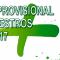 Adjudicación PROVISIONAL Maestros 2016-2017