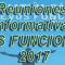 Sevilla - Reunión informativa NUEVOS FUNCIONARIOS 2017