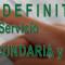 Publicados los Tiempos de Servicio DEFINITIVOS de Cuerpo de SECUNDARIA y ERE´s