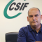 Francisco Javier Domínguez, presidente de CSIF Málaga