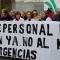 Concentración Junta Personal Hospital Virgen Nieves 20180125