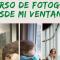 """Fotografías ganadoras del concurso """"Desde mi ventana"""" de CSIF Granada"""