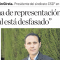 Entrevista Presidente CSIF Granada, Germán Girela, Granada Hoy 21/01/2018