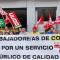 CSIF anuncia paros parciales por falta de personal de Correos en siete localidades del área metropolitana