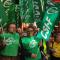 Más de seiscientos trabajadores y trabajadoras de Correos secundan masivamente los paros parciales y se concentran en Sevilla ante la falta de soluciones y medidas concretas para Correos