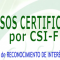 Cursos Certificados por CSIF en tramitación de Reconocimiento de Interés Docente-Sanitario – Programación Marzo - Mayo 2017