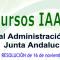Cursos I.A.A.P. para Personal de la Administración Justicia de la Junta de Andalucía